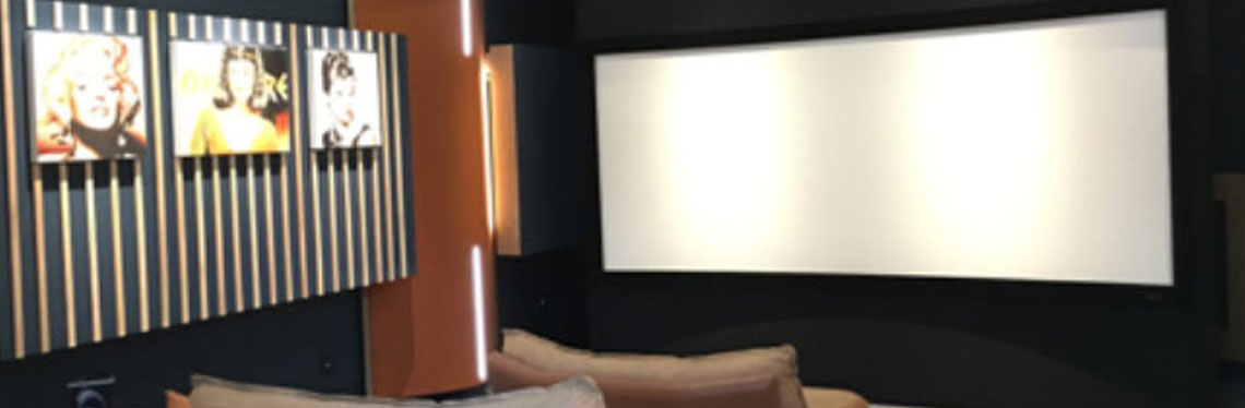 Commercial Acoustics - Home Theater Design
